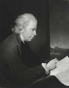 Portrait of John Whitehurst