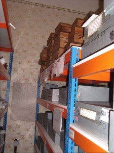 Calke Abbey collections archive