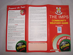 'Imps Community Weather Game'