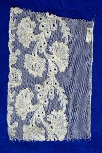 A sample of Nottingham lace