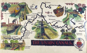 Old Union Canals Society Map