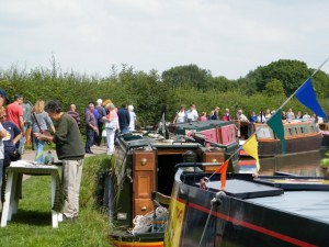 Boats at the Festival